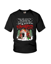 American Pit Bull Terrier Christmas Eve Youth T-Shirt thumbnail