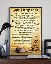 Belgian Malinois Waiting At The Door Poster 2301 11x17 Poster lifestyle-poster-2