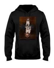 Lagotto Romagnolo Reflection Mug 1312 Hooded Sweatshirt thumbnail