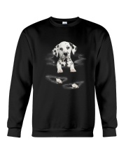 Dalmatian Scratch Crewneck Sweatshirt thumbnail