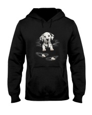 Dalmatian Scratch Hooded Sweatshirt thumbnail
