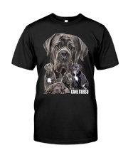 Cane Corso Awesome Classic T-Shirt front