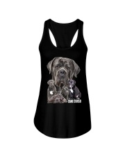 Cane Corso Awesome Ladies Flowy Tank tile