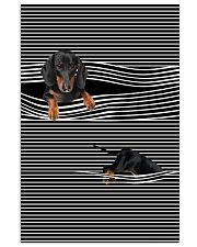 Dachshund Striped New 11x17 Poster front
