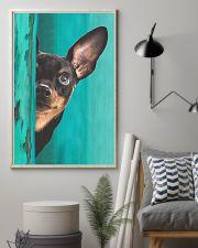 Miniature - Pinscher Gorgeous Poster 2501 11x17 Poster lifestyle-poster-1
