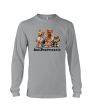 Yorkshire Terrier Antidepressants 1712 Long Sleeve Tee thumbnail
