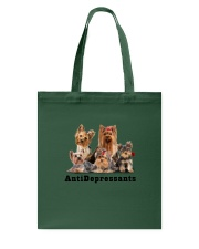 Yorkshire Terrier Antidepressants 1712 Tote Bag thumbnail