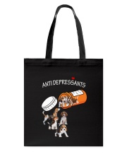 Beagle Anti Tote Bag thumbnail