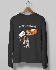 Beagle Anti Crewneck Sweatshirt lifestyle-unisex-sweatshirt-front-10
