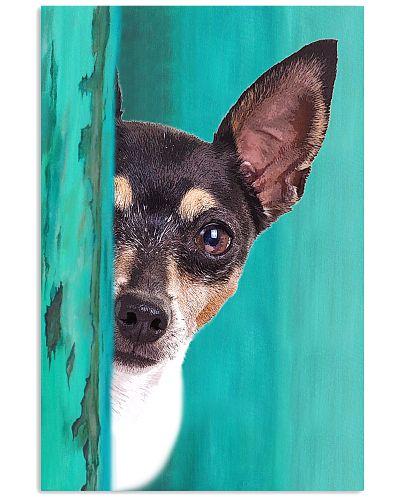Toy Fox Terrier Gorgeous Poster 1701