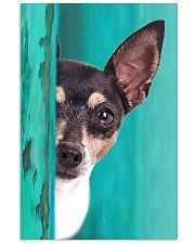 Toy Fox Terrier Gorgeous Poster 1701 11x17 Poster front