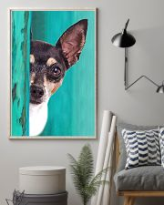 Toy Fox Terrier Gorgeous Poster 1701 11x17 Poster lifestyle-poster-1