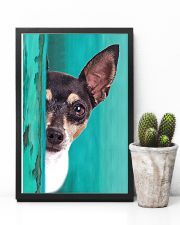 Toy Fox Terrier Gorgeous Poster 1701 11x17 Poster lifestyle-poster-8