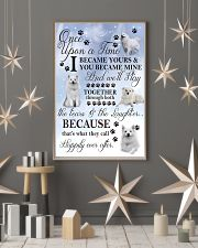 American Eskimo Dog I Became Yours 1001  11x17 Poster lifestyle-holiday-poster-1