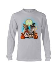 Gaea- Bulldog Halloween- 1508- 19 Long Sleeve Tee thumbnail