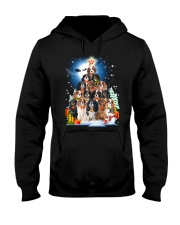 Cavalier King Charles Spaniel Pine - A22 Hooded Sweatshirt front