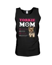 Yorkie mom 2510 Unisex Tank thumbnail