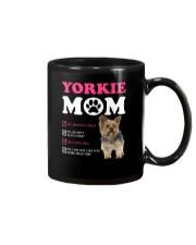 Yorkie mom 2510 Mug thumbnail