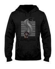 Dachshund Funny Hooded Sweatshirt thumbnail