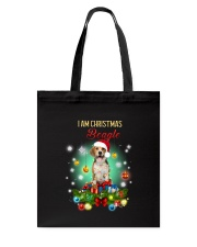 Beagle Christmas Tote Bag thumbnail