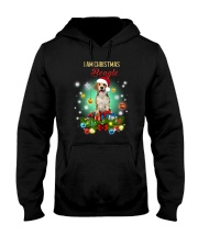 Beagle Christmas Hooded Sweatshirt thumbnail