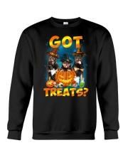 Rottweiler Got Treat 0108 Crewneck Sweatshirt thumbnail