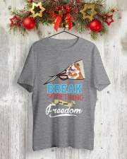 Bulldog Freedom 2808 Classic T-Shirt lifestyle-holiday-crewneck-front-2