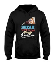 Bulldog Freedom 2808 Hooded Sweatshirt thumbnail