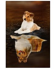 Collie Believe 11x17 Poster front
