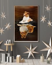Collie Believe 11x17 Poster lifestyle-holiday-poster-1