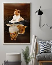Collie Believe 11x17 Poster lifestyle-poster-1