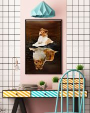 Collie Believe 11x17 Poster lifestyle-poster-6