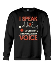 Animal and voice Crewneck Sweatshirt thumbnail