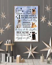 Griffon Bruxellois I Became Yours 1201  11x17 Poster lifestyle-holiday-poster-1