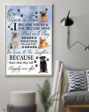 Griffon Bruxellois I Became Yours 1201  11x17 Poster lifestyle-poster-1