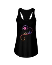 Dog always heart 0110 Ladies Flowy Tank thumbnail