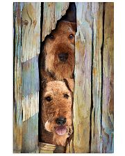 Airedale-Terrier Funny 11x17 Poster front