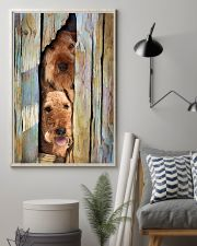 Airedale-Terrier Funny 11x17 Poster lifestyle-poster-1