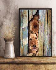 Airedale-Terrier Funny 11x17 Poster lifestyle-poster-3