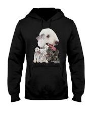 Bedlington Terrier Awesome Family 0501 Hooded Sweatshirt thumbnail
