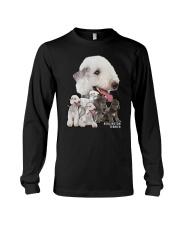 Bedlington Terrier Awesome Family 0501 Long Sleeve Tee thumbnail
