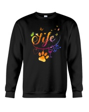 Dog Life Crewneck Sweatshirt thumbnail