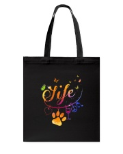 Dog Life Tote Bag thumbnail