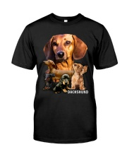 Dachshund Awesome Mug Classic T-Shirt thumbnail