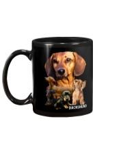 Dachshund Awesome Mug Mug back