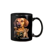 Dachshund Awesome Mug Mug front