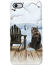 Alaskan Malamute Waiting Phone Case thumbnail