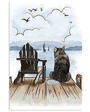 Alaskan Malamute Waiting Vertical Poster tile