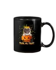 Dog In Pumpkin Mug thumbnail
