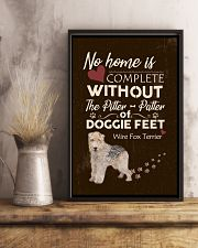 Wire Fox Terrier Feet 11x17 Poster lifestyle-poster-3